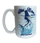 Salty Dog Coffee Mug Blue Water Sailfish