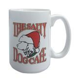 Salty Dog Coffee Mug Santa