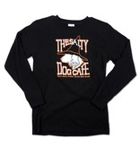 Hanes Witch Dog Youth Long Sleeve Tee