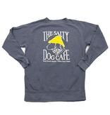 Sweatshirt Stonewash Sweatshirt in Navy