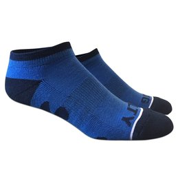 Fuel Low Cut Socks in Royal