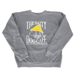 Sweatshirt Comfort Colors® Sweatshirt in Grey