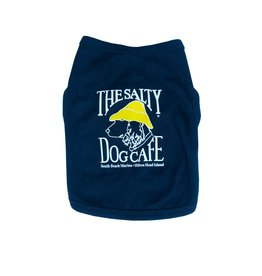 Pet Doggie Shirt in Navy