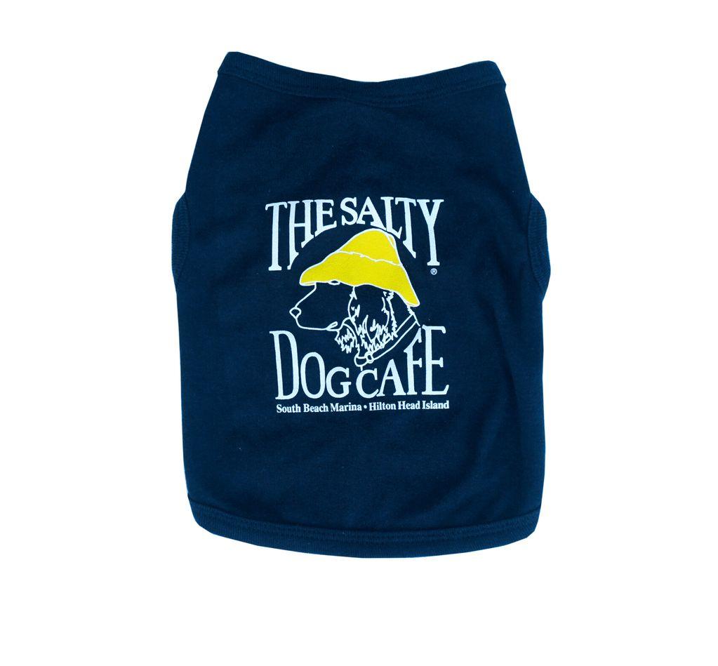 Pet Doggie Shirt in Navy