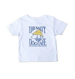 Infant / Toddler Toddler Short Sleeve in White