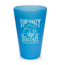 Product SiliPint Silicone Pint Glass in Bend Blue