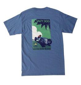 Hanes Racer Dog Short Sleeve Tee