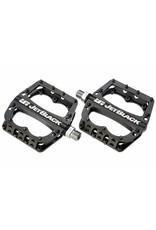 JB Pedals Superlight MTB Low Profile Black