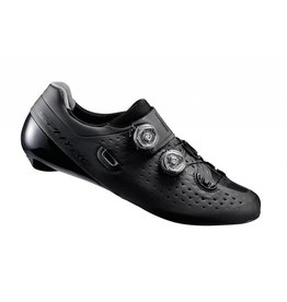 SHIMANO Shimano-RC9 Bicycle Shoes BLACK 45.0