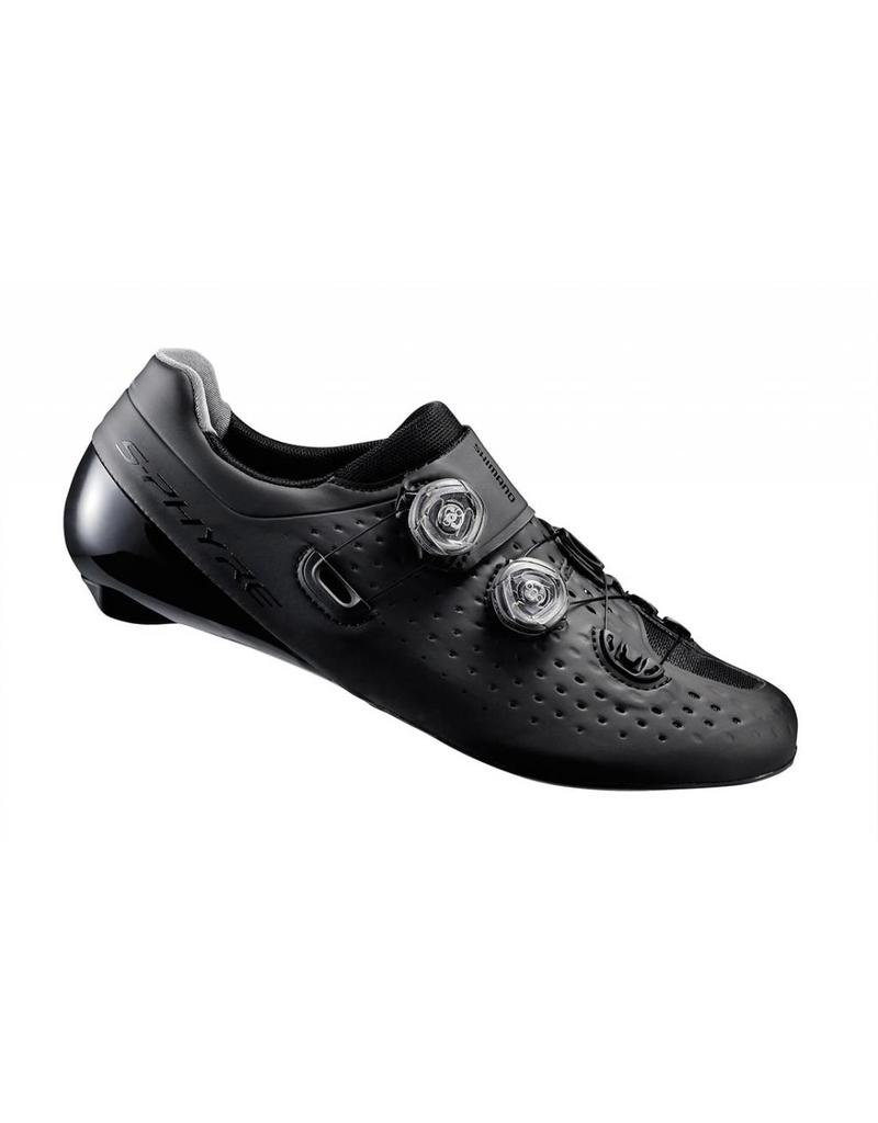 SHIMANO Shimano-RC9 Bicycle Shoes BLACK 45.0