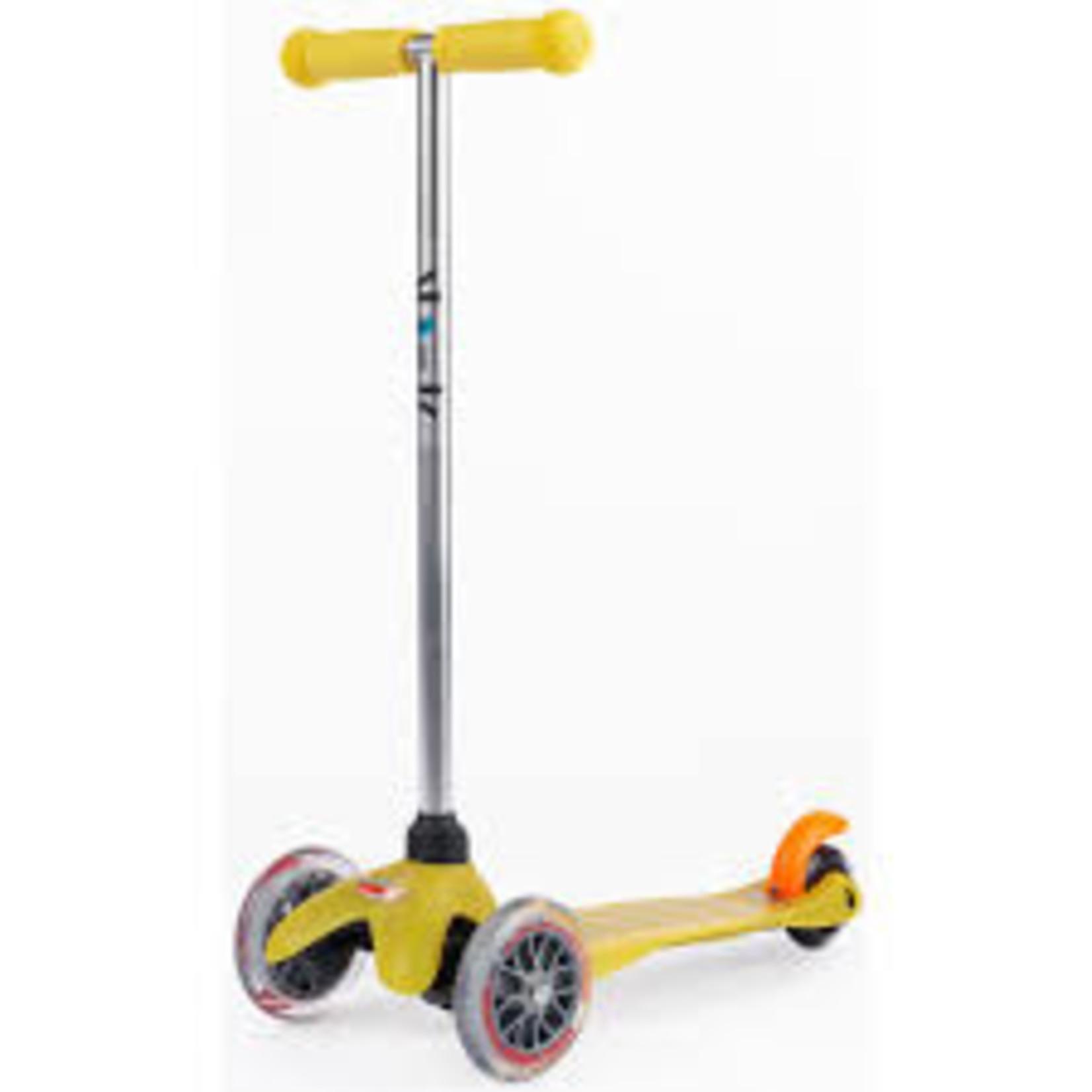 Micro Scooters Micro Mini scooter Yellow