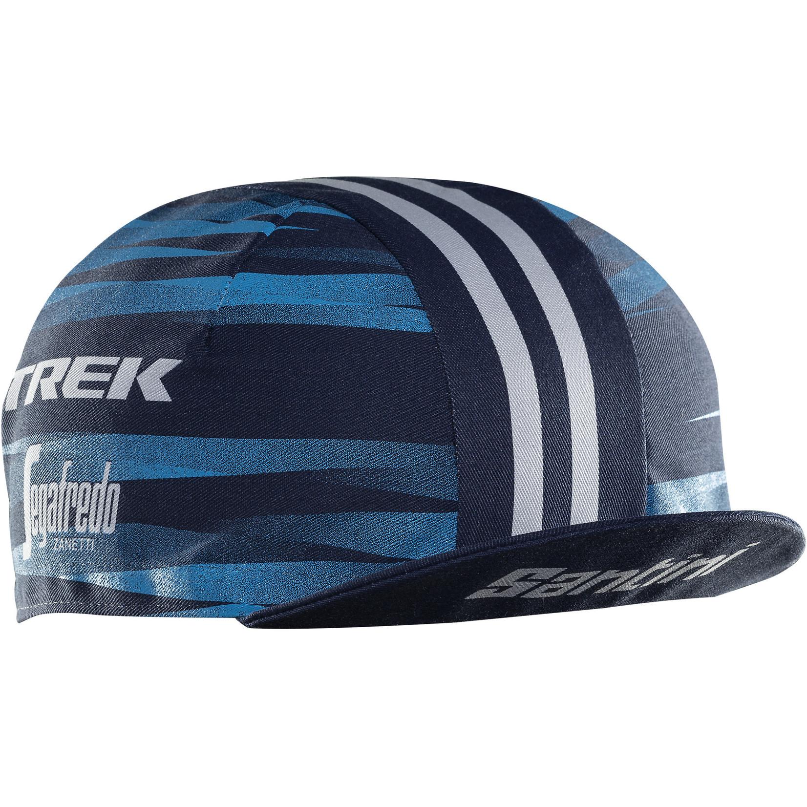 Trek Santini cycling cap blue