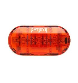 Cateye CATEYE Omni 3 Red Rear Light