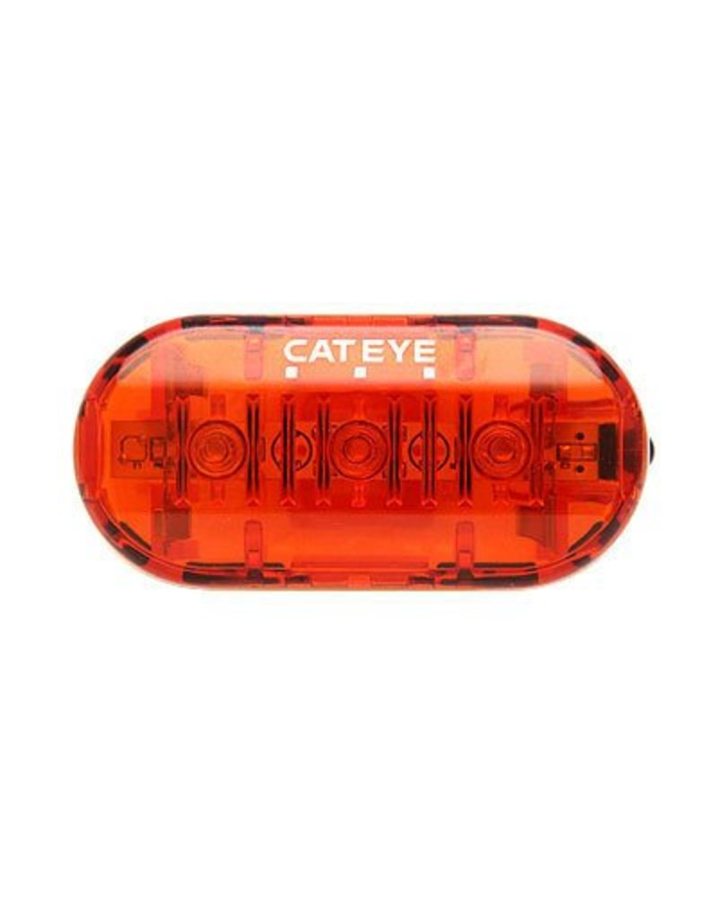 Cateye CATEYE Omni 3 Red Rear Light