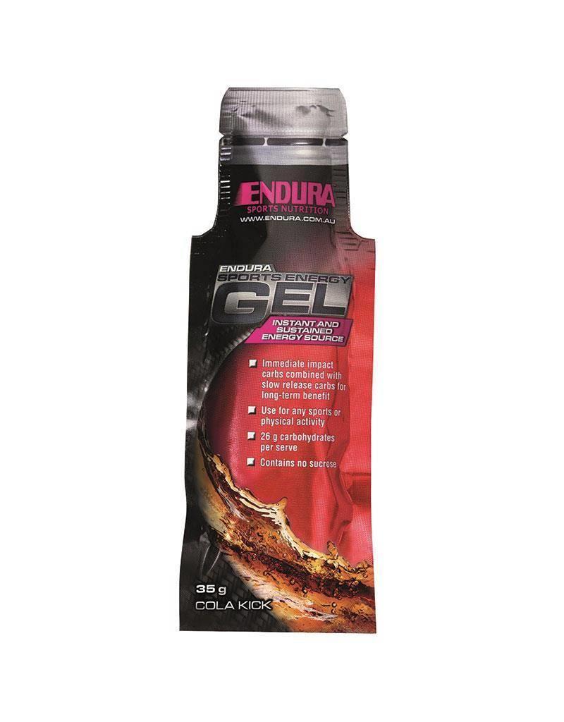 Endura Sports Energy Gel