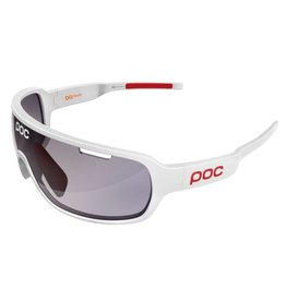 POC POC DO Blade - HYDROGEN WHITE/BOHRIUM RED - VIOLET/SILVER MIRROR LENSES - GLASSES