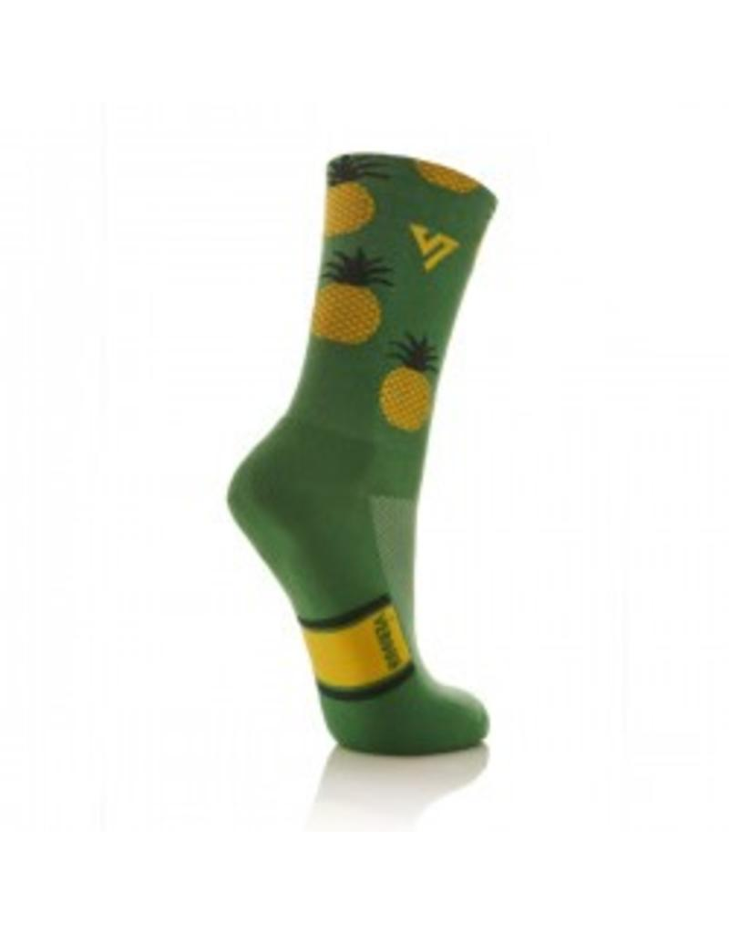 Versus Cycling Socks Pineapple