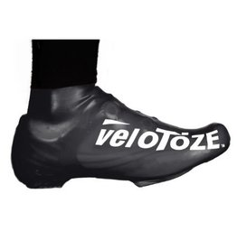 Velotoze Shoe Covers Black Short