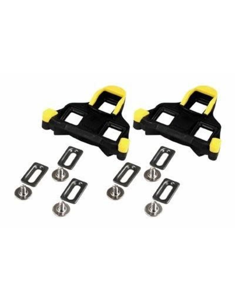 15fddaeacbd SHIMANO SHIMANO Cleat Set Yellow SM-SH11 SPD-SL Floating Mode - Two Monkeys  Cycling