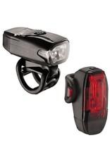 Lezyne KTV Drive USB LED 80/10lm Light Set Black #P