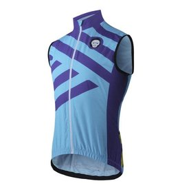 Two Monkeys Shield Team Vest Blue