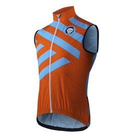 Two Monkeys Shield Team Vest Orange