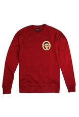 Two Monkeys Team Crew Jumper Red