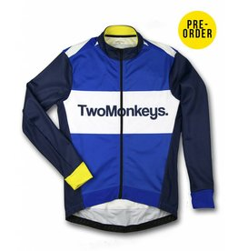 Two Monkeys Ride LS Jacket