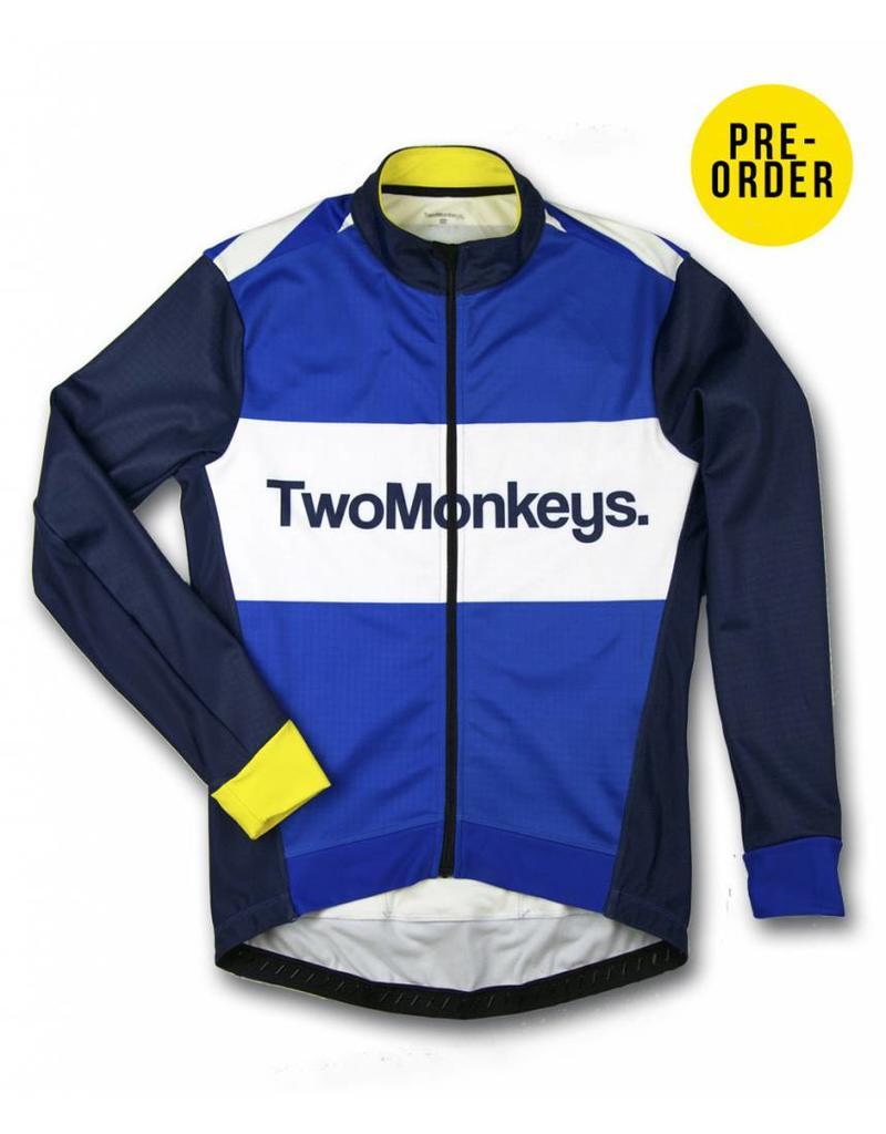 Two Monkeys Ride LS Jacket