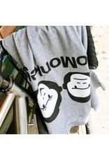 Two Monkeys Monkey Tee - Grey