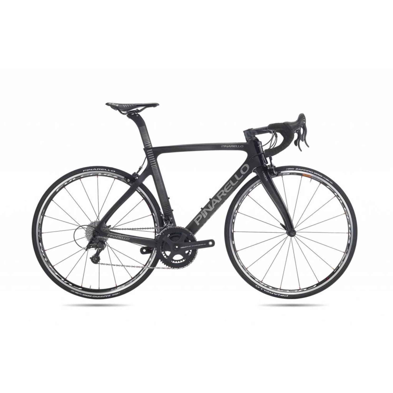 Pinarello Pinarello Gan S Carbon T700 Black FRAME & SEAT ONLY