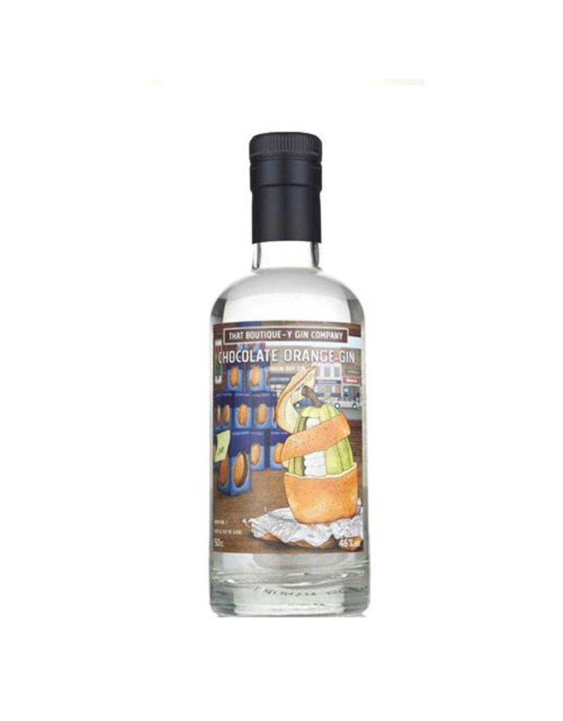 That Boutique - Y Gin Company That Boutique - Y Gin Company Chocolate Orange Gin