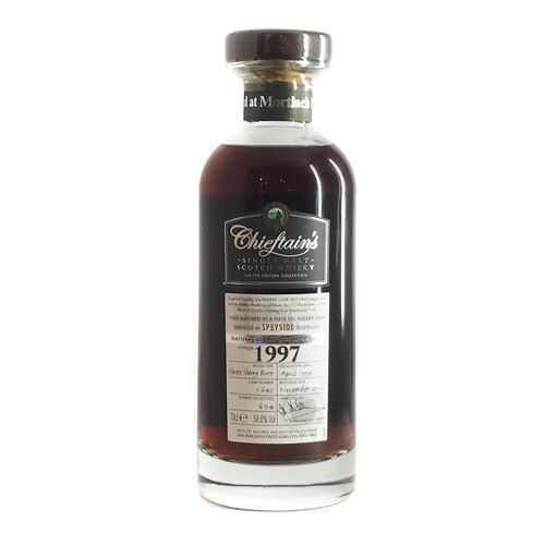 Chieftain's Chieftain's Mortlach 19 Year Old 1997 江湖