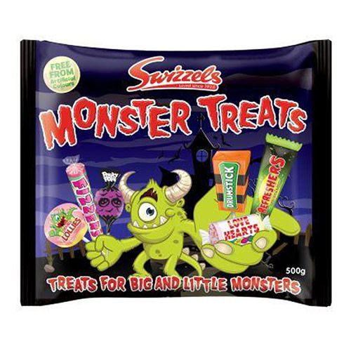 Swizzels Swizzels Monster Treats 1kg