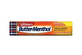 Nestle Butter Menthol Honey Centres Stick