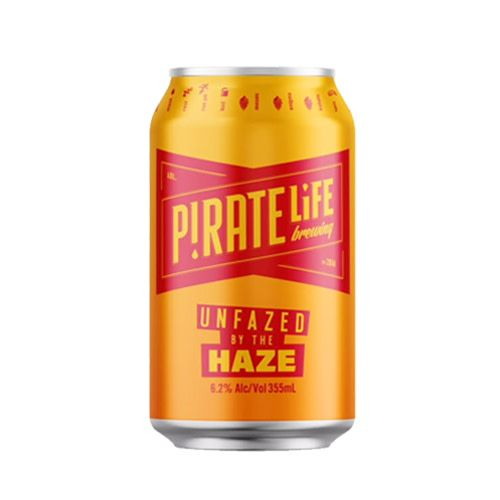 Pirate Life Pirate Life Unfazed By the Hazed 355ml