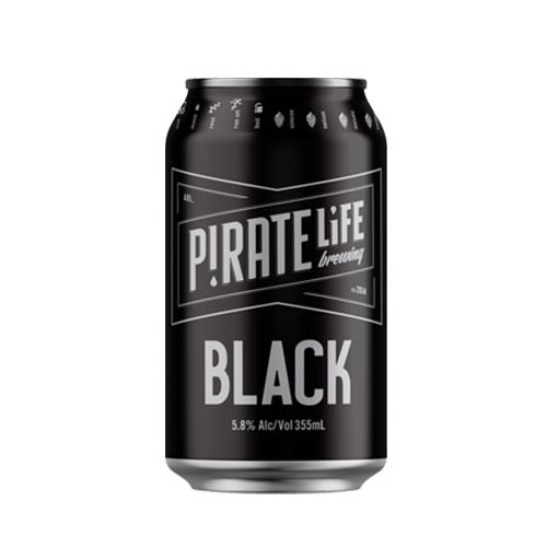 Pirate Life Pirate Life Black Ale