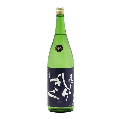 Tosashiragiku Tosashiragiku Tokugin Ginjo 土佐特吟 吟醸酒 50% 720ml