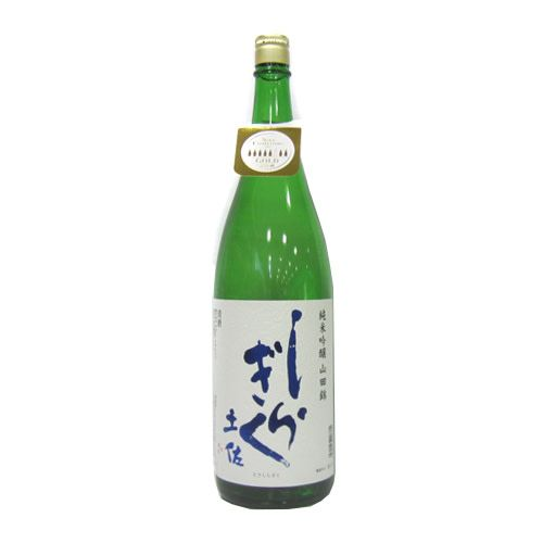 Tosashiragiku Tosashiragiku Junmaiginjo Yamata Nishiki 土佐純米吟醸山田錦 720ml