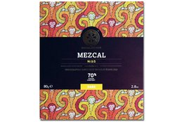 Chocolate Tree Chocolate Tree Mezcal Nibs 70% 80g