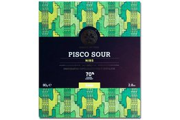 Chocolate Tree Chocolate Tree Pisco Sour 70% 80g