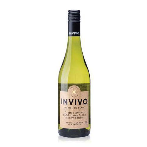 Invivo Invivo Wines Sauvignon Blanc 2018, Marlborough, New Zealand