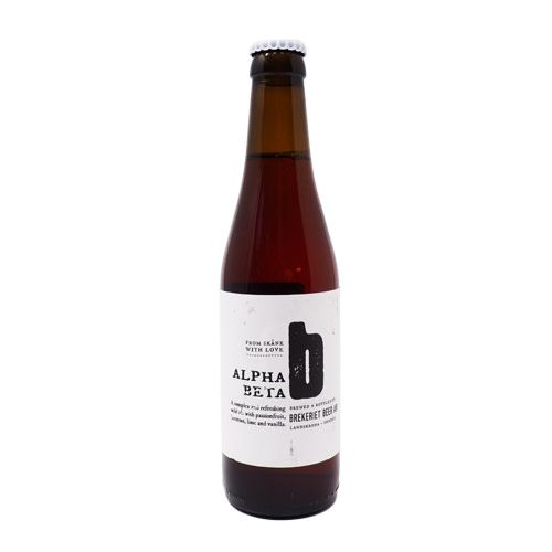 Brekeriet Brekeriet Alpha Beta Berliner Weisse