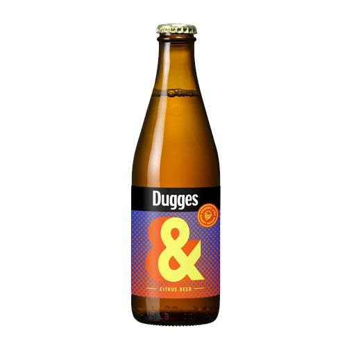 Dugges Dugges Interboro & Citrus Fruit Beer