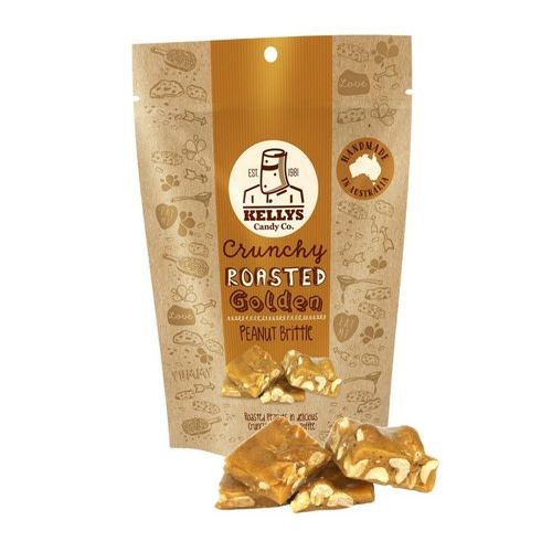 Kelly's Candy Co. Kellys Candy Co. Peanut Brittle 200g