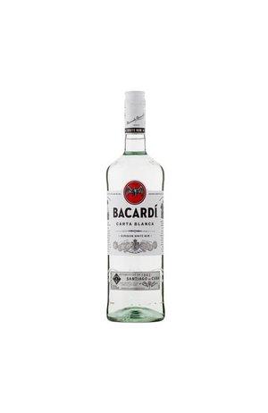 Bacardi Bacardi Carta Blanca Rum 1000ml