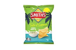 Smith Smiths Crinkle Cut French Onion Dip 150g