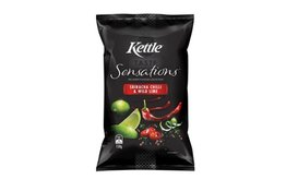 Kettle Kettle Sensations Sriracha & Lime 150g
