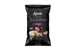 Kettle Kettle Sensations Camembert & Fig 150g