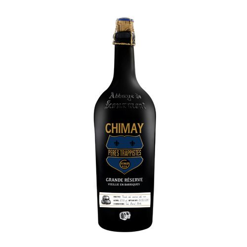 Chimay Chimay Grande Réserve Oak Aged Rum Edition Belgian Strong Ale 750ml
